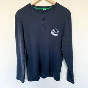 NHL Hockey Vancouver Canucks Pullover Sweater SM